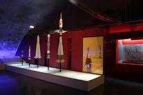 Von Braun's later rocket designs.